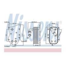 Fits Vauxhall Zafira MK2 1.7 TD Genuine OE Quality Nissens Gearbox Oil Cooler