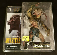 MCFARLANES MONSTERS CLASSIC WITH A HORRIFYING TWIST WEREWOLF 2002 MCFARLANE TOYS