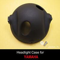 Yamaha DT80 DT100 DT125 DT175 DT250 DT400 Headlight Bucket Case + Screw + Washer