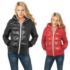 Hüftlang Damenjacken & -mäntel im Sonstige Jacken-Stil mit Polyester für Freizeit