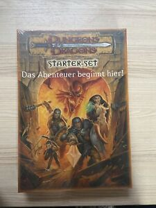 Dungeons & Dragons Starter Set Das Abendteuer beginnt hier!