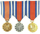 Polish Set Of Badges For Service To The Nation Poland