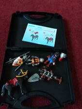 Playmobil knights carry case set 5972
