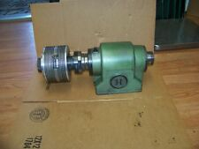 HABEGGER NEOTOR SWISS PRECISION LATHE 5C HEADSTOCK WITH DUNHAM AIR COLLET