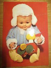Ansichtskarte Puppe - Planet-Verlag Berlin - DDR - AK - 290282 - 20990