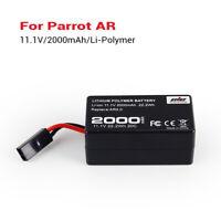 Batterie Parrot AR. Drone 2.0  - 11.1 V 2000 mAh puissant li-polymère -