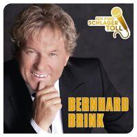 BERNHARD BRINK - ICH FIND' SCHLAGER TOLL (DAS BESTE)   CD NEU