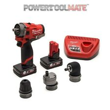 Milwaukee M12FPDXKIT-602X M12 trapano a percussione CARBURANTE compatto KIT 12V