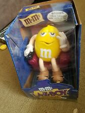 M&M's La-z-boy dispenser with box
