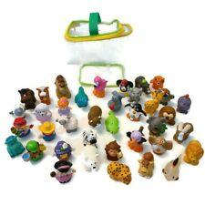 Fisher Price Little People Lot of Animals 37 People Figures Alphabet Zoo Farm