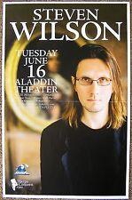 STEVEN WILSON Porcupine Tree POSTER 2015 Gig  Portland Oregon Concert