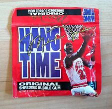 MICHAEL JORDAN HANG TIME BUBBLE GUM 1991 - NEW!!!
