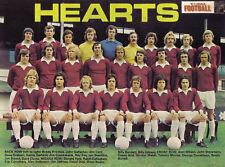 HEARTS FOOTBALL TEAM PHOTO>1974-75 SEASON