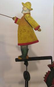 Fisherman Balancing Toy
