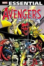 Essential Avengers, Vol. 4 Marvel Essentials