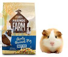 SUPREME GERTY GUINEA PIG COMPLETE BALANCED DIET MUESLI FOOD 12.5KG BULK BAG Y72