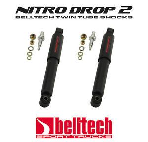 "63-72 Chevy/GMC C10 Nitro Drop 2 Front Shocks 0"" - 3"" Drop (Pair)"