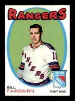 1971 O-Pee-Chee #215 Bill Fairbairn  NM/NM+ X1431545