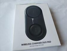 (READ DESCRIPTION) Samsung EP-P5200 Wireless Charger Duo Pad  - Black (8289)