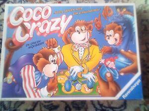 Coco crazy Ravensburger Brettspiel