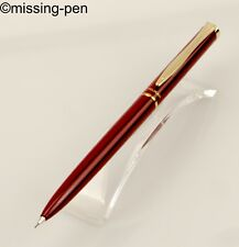 Vintage Pelikan New Classic Pencil D371 (0.5 mm) model in Red