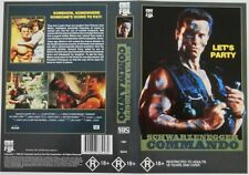 Action VHS Movies