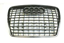 AUDI A6 C6 2.0 TDI 09-11 GENUINE FRONT CENTRE GRILL 4F0853651AN / GREY