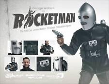 "Executive Replica Go Hero Phicen 1/6 Scale 12"" Rocketman Deluxe Collector Figure"