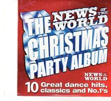 (FP884) News of the World Christmas Party Album - 2003 CD