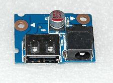 NUOVO Originale Lenovo G580 G485 G480 Dc jack Usb Board 55.4SG03.001G LG4858 11812-1