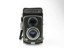 Yashica-A 6x6 TLR twin lens reflex Yashikor 1:3,5 f=80mm
