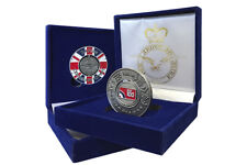 RAF100 Flypast Boxed Spinner Coin RAF Royal Air Force 100