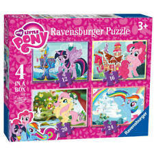 Ravensburger My Little Pony - 4 in 1 Jigsaw Puzzle