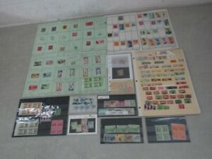 Nystamps G Many mint US Possessions Canal Zone stamp collection