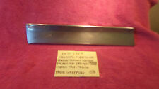 1971-1976 CADILLAC FLEETWOOD DEVILLE GM DRIVER FENDER LOWER TRIM PIECE FREE SHIP