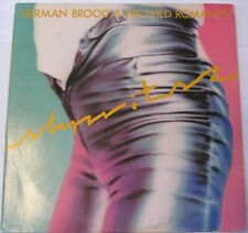"HERMAN BROOD & HIS WILD ROMANCE ""SHPRITSZ"" LP Holland 1978 ariola bubble Rock"