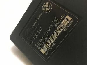 BMW E46 Facelift Hydroaggregat Hydraulikblock ABS DSC-6759047+6759045+6765454 .