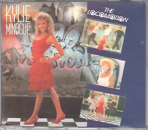 Kylie Minogue  CD-SINGLE  THE LOCOMOTION  ( 3inch )