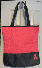 Under Armour Reversabke tote bag, pink and gray, reversible