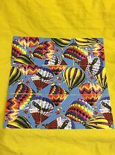 Hot Air Balloons Scramble Squares 9 Piece Brain Teaser Puzzle