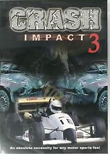 CRASH IMPACT 3 DVD - AN ABSOLUTE NECESSITY FOR ANY MOTOR SPORTS FAN!