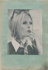 COLLECTORS CUSTOM BOOK with 110 pages - 410 photos cover BRIGITTE BARDOT