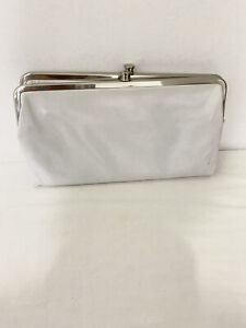 Hobo International Lauren White leather Wallet