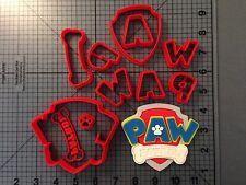 Paw Patrol Cake Cookie Cutter