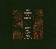 "SISTERS OF MERCY ""FIRST AND LAST AND ALWAYS"" CD NEUWARE"