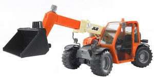 BRU2140 - Gear Of Type Telescopic With Pan JLG 2505 Toy Bruder