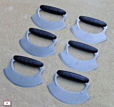 AMCO Mezzaluna style cutter / chopper - KF16C - LOT of 6 cutters