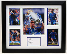 Michael BALLACK Signed Autograph FRAMED Display AFTAL COA Chelsea Premier League