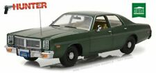 GREENLIGHT 1/18 SCALE 1977 DODGE MONACO - HUNTER TV SERIES 1984-91 | BN | 19045