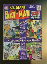 80 Page Giant 12 FN/VF 7.0 *1 Book* Batman! Robin! Sheldon Moldoff! Dick Sprang!